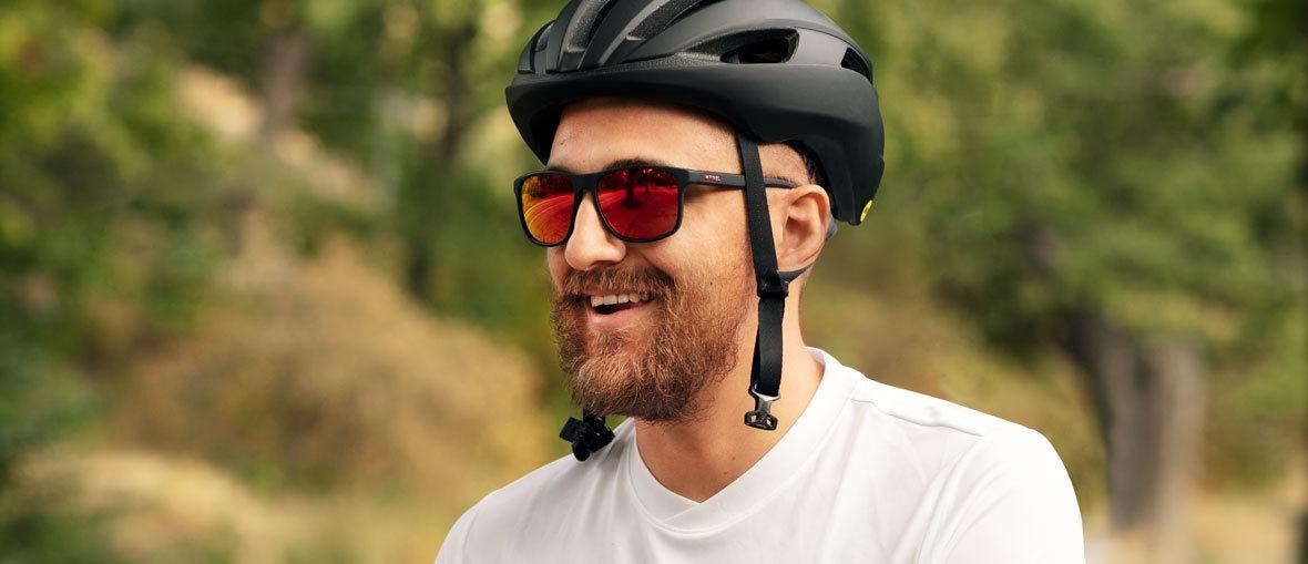Från cykelglasögon till fiskeglasögon  - så väljer du rätt sportglasögon