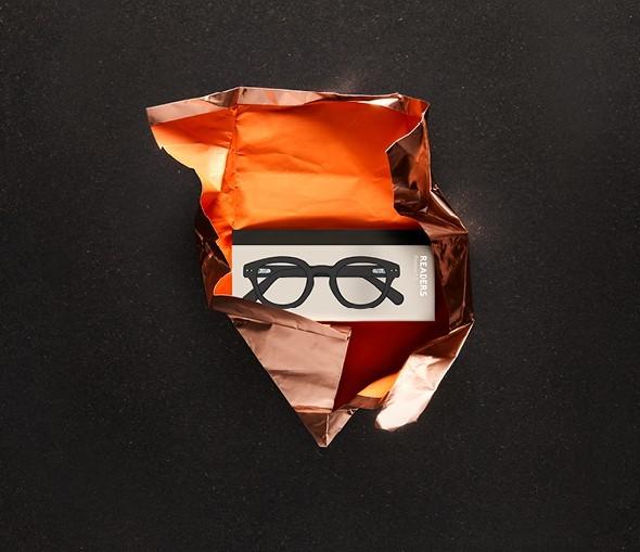 Readers läsglasögon