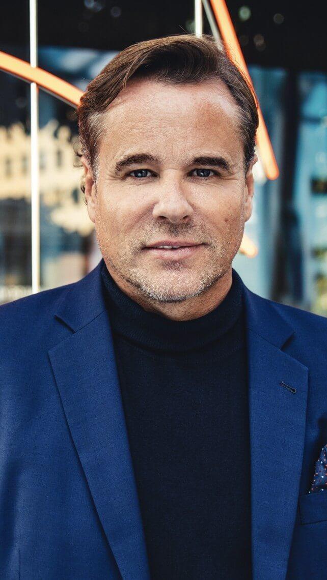 Håkan Lundstedt