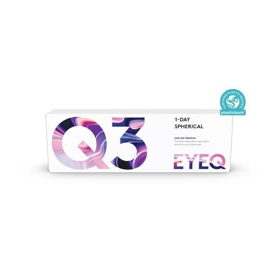 EyeQ One-Day Premium Q3 30 stk/pk
