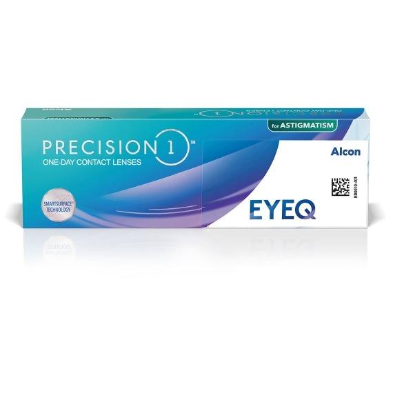 EyeQ Precision1 For Astigmatism 30 st/box