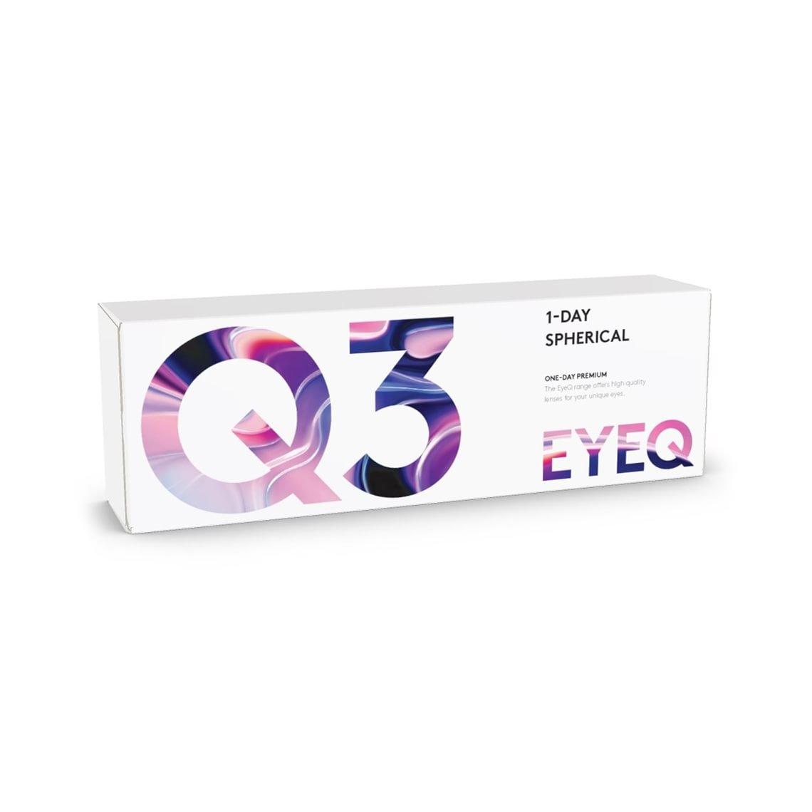 EyeQ One-Day Premium Q3 30/laatikko