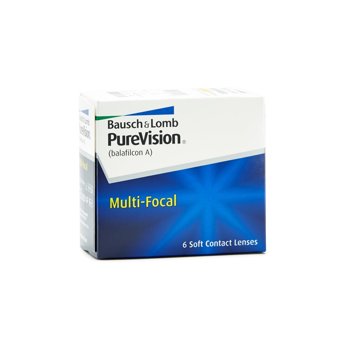 PureVision Multifocal 6 linser