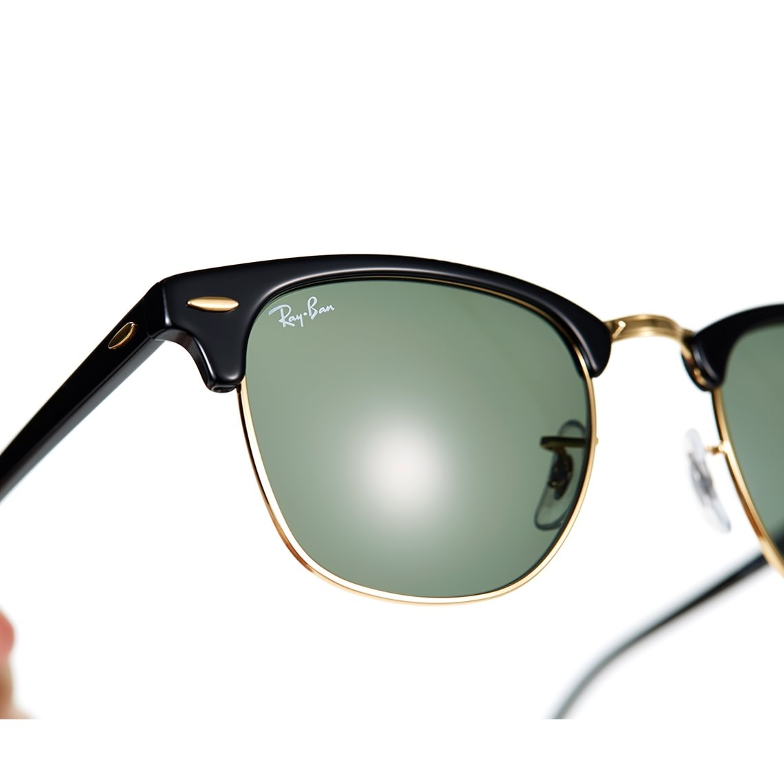 Ray-Ban Clubmaster RB3016 W0365 49