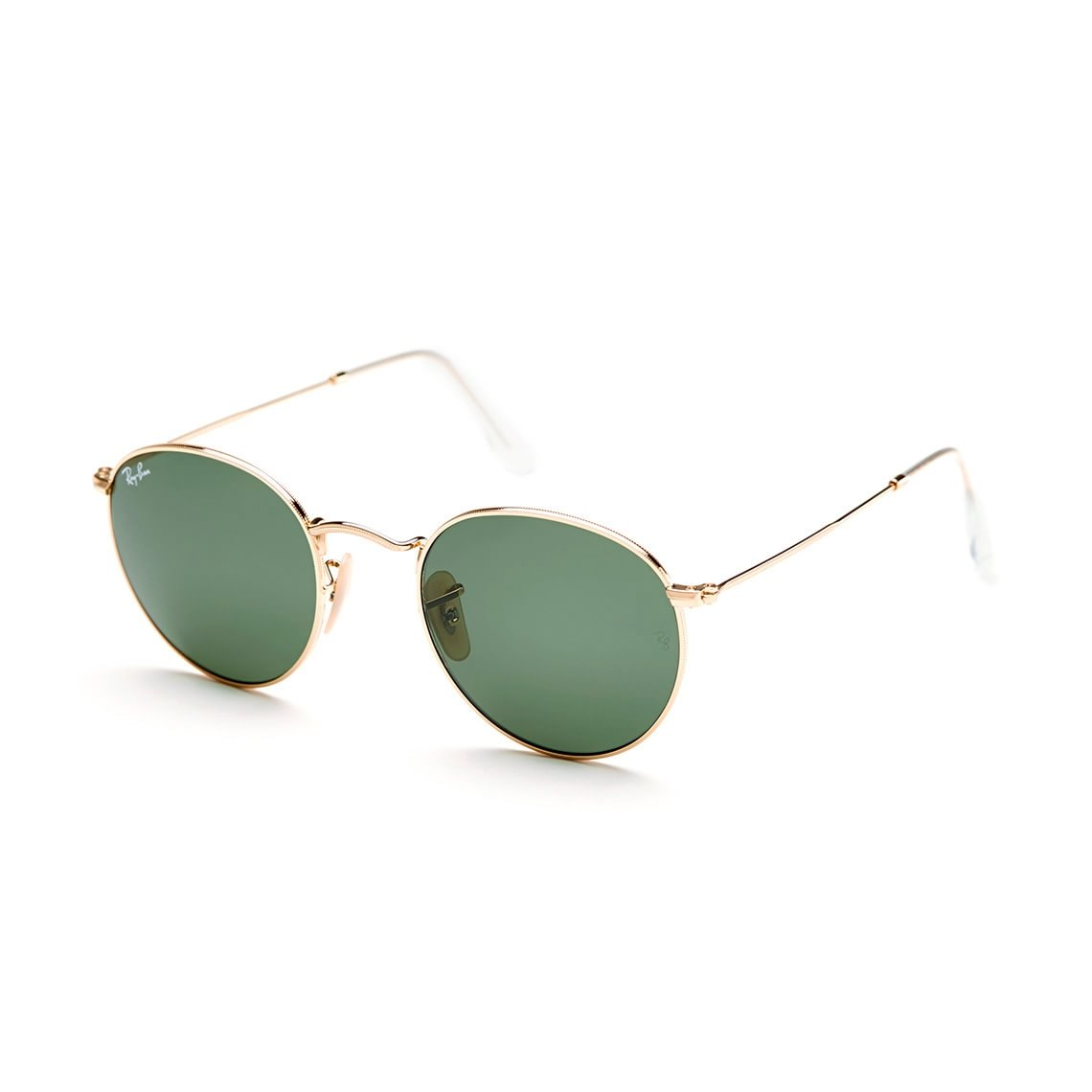 Ray-Ban Round metal RB3447 001 50
