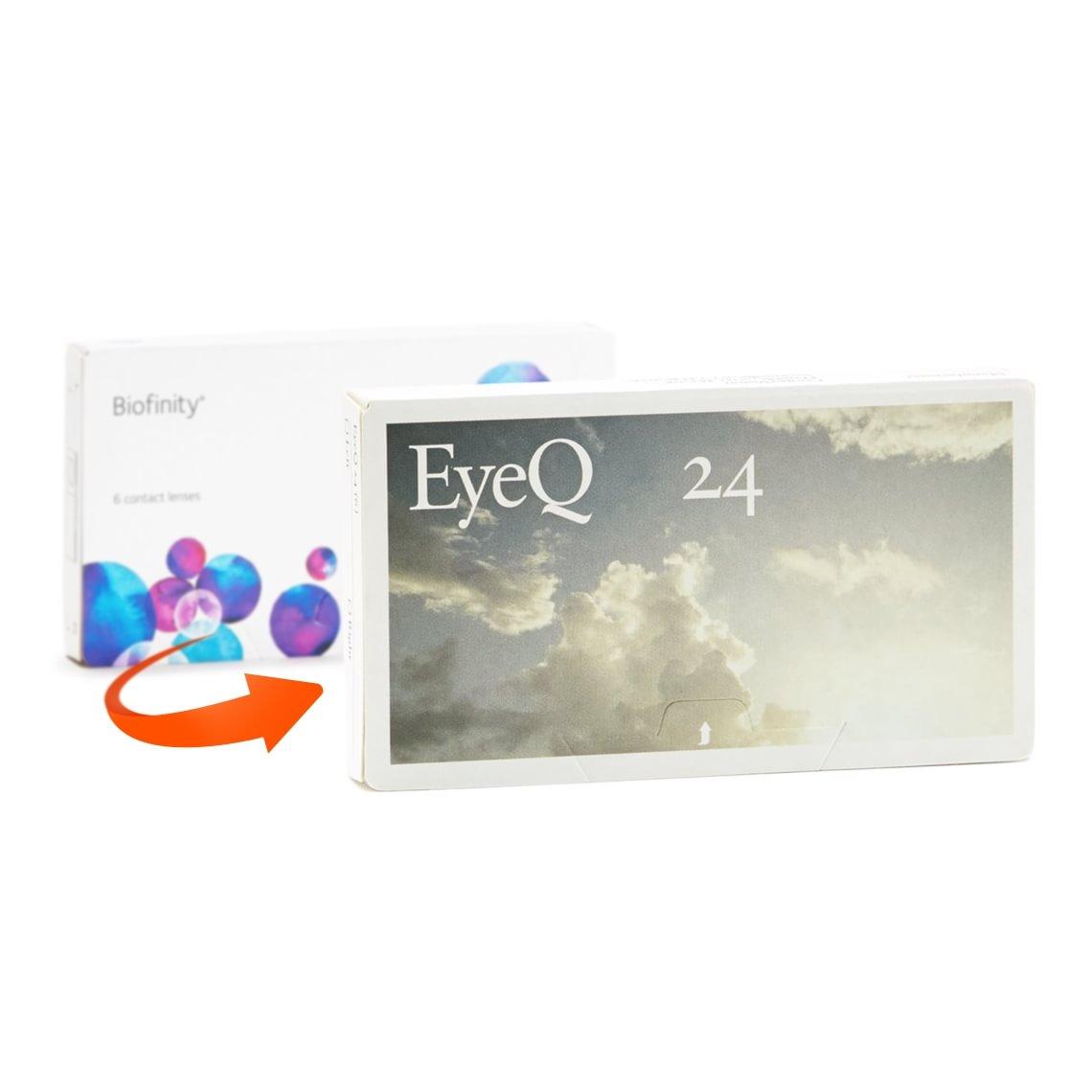 Biofinity 6 st/box