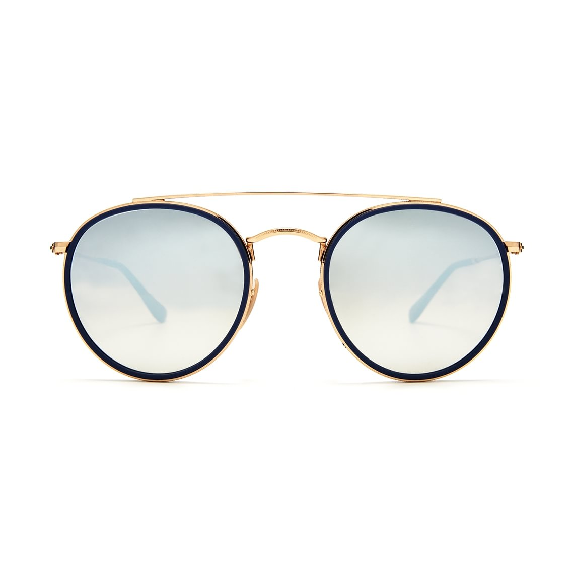 Ray-Ban Round Double Bridge RB3647N 001/9U 5122
