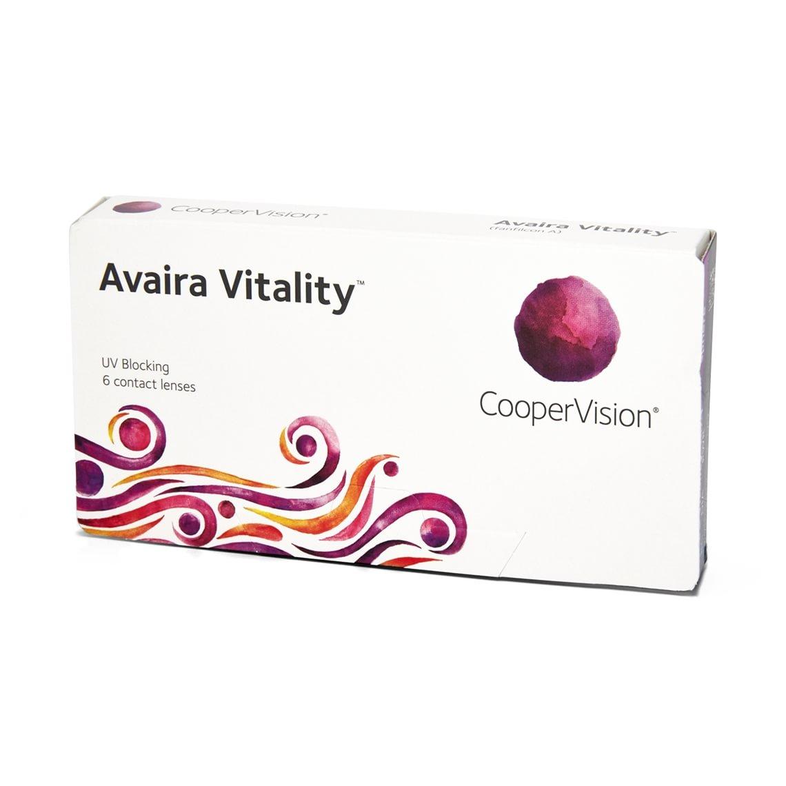 Avaira Vitality 6 stk/pakke