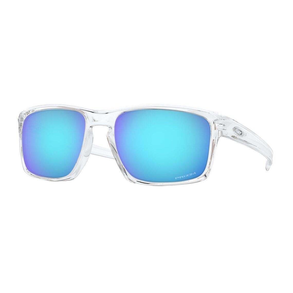 Oakley Sliver Prizm Sapphire OO9262-4757