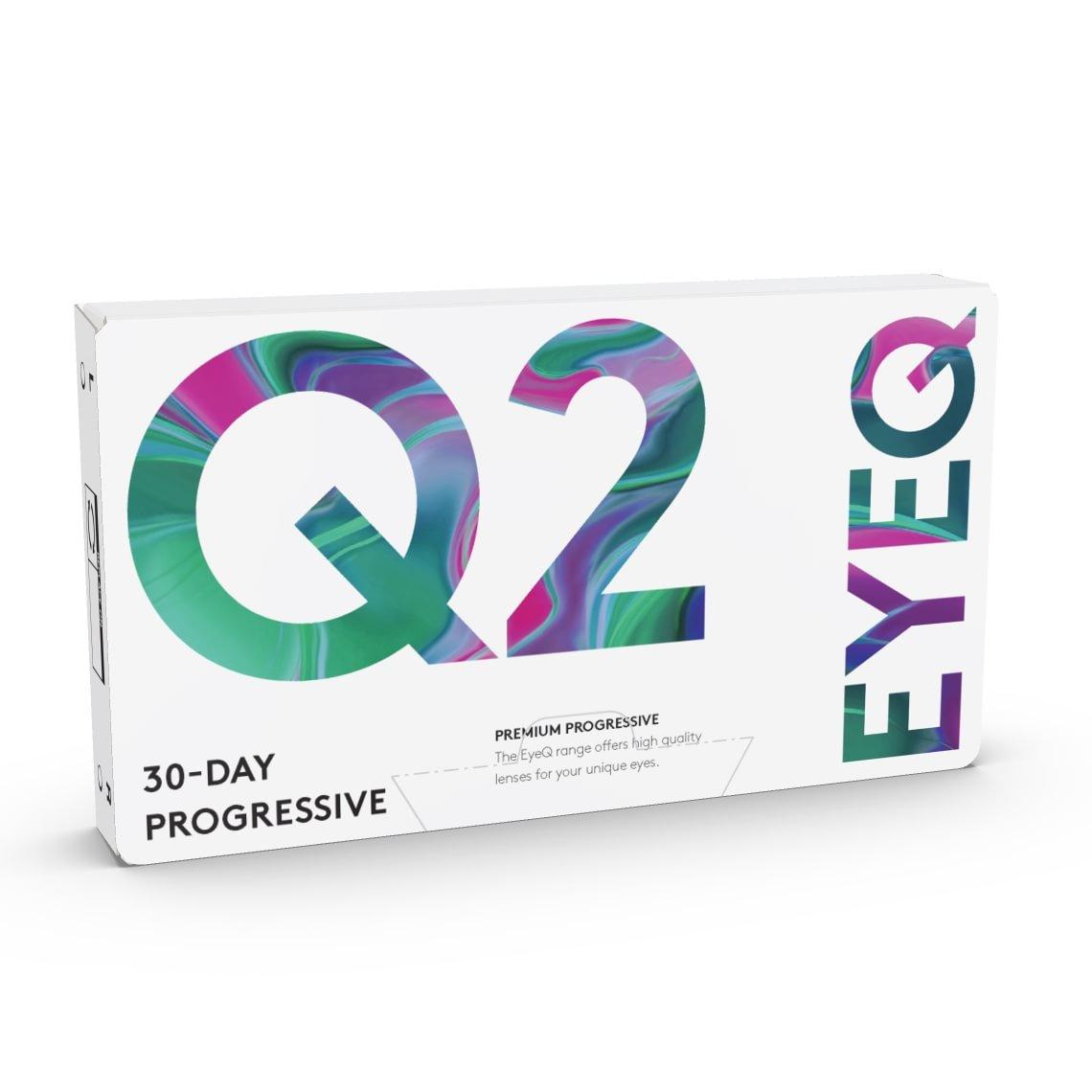 EyeQ Premium Progressive Q2 3 st/box