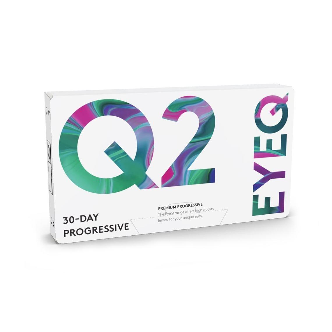 EyeQ Premium Progressive Q2 3 stk/pk