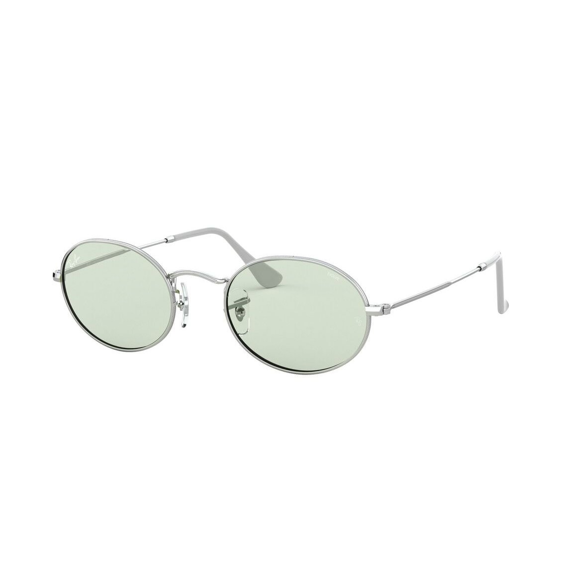 Ray-Ban Oval Solid Evolve RB3547 003/T1 5421