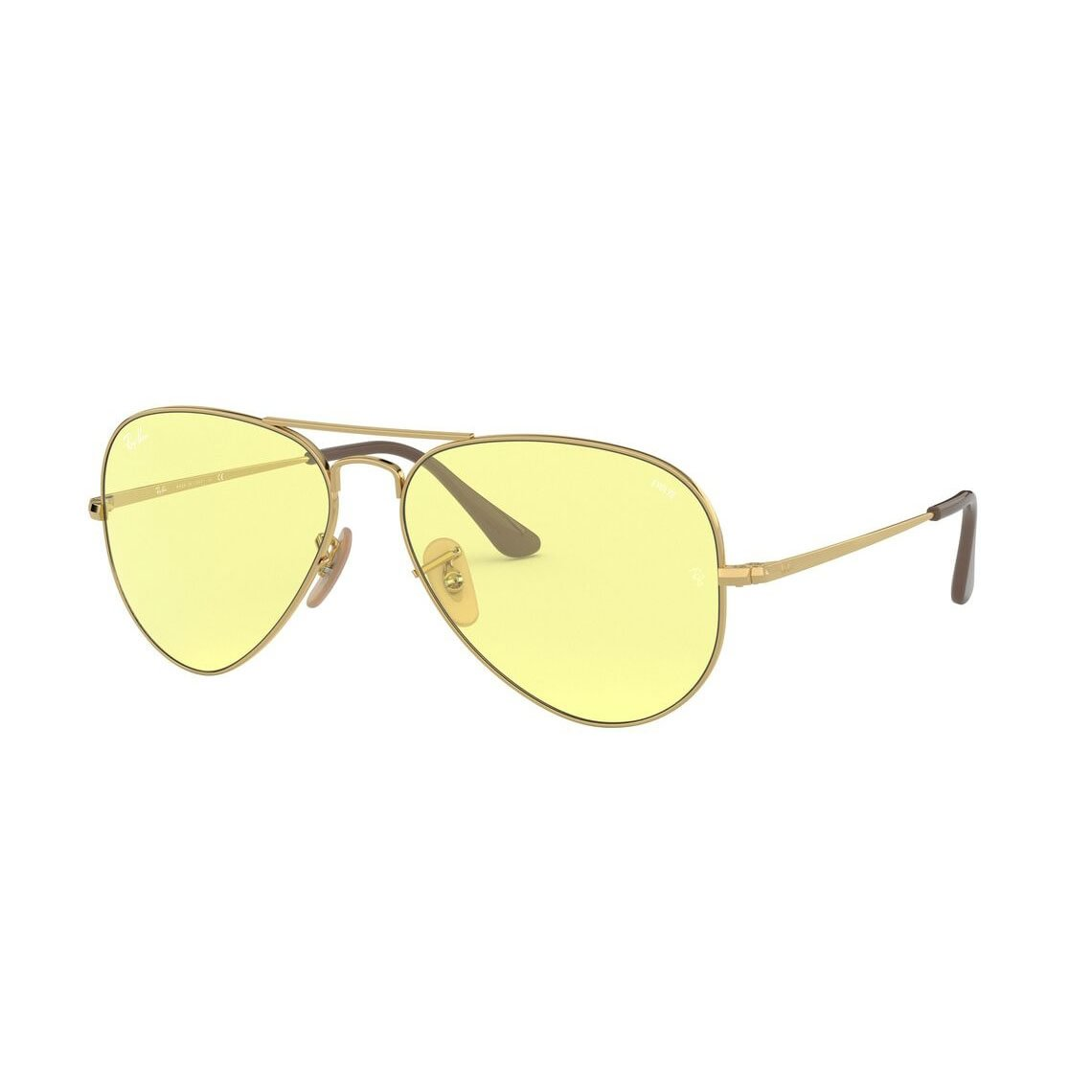 Ray-Ban Aviator Metal II RB3689 Solid Evolve 001/T4 5514