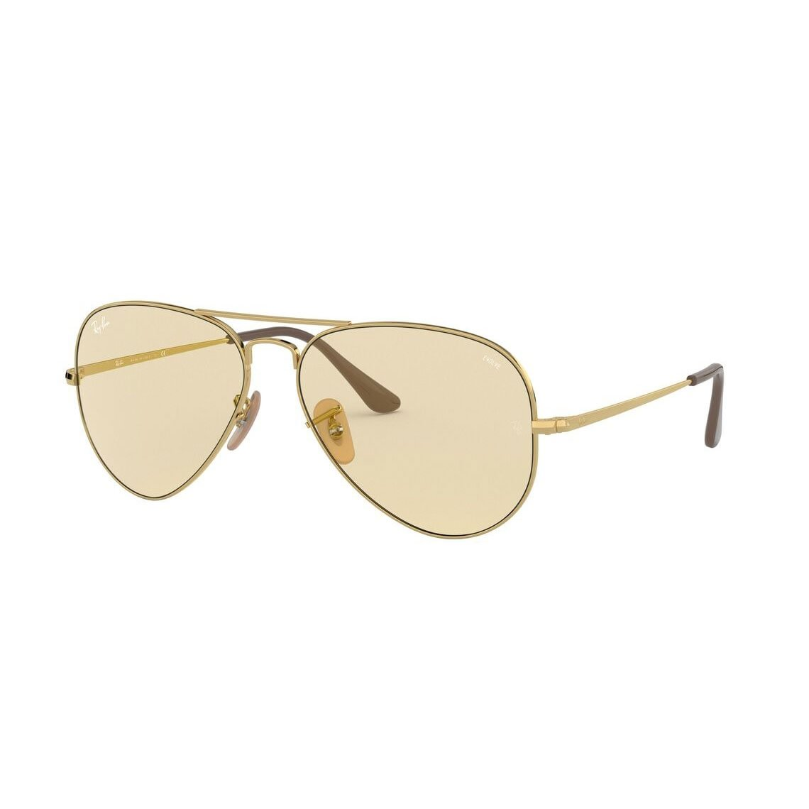 Ray-Ban Aviator Metal II RB3689 Solid Evolve 001/T2 5514