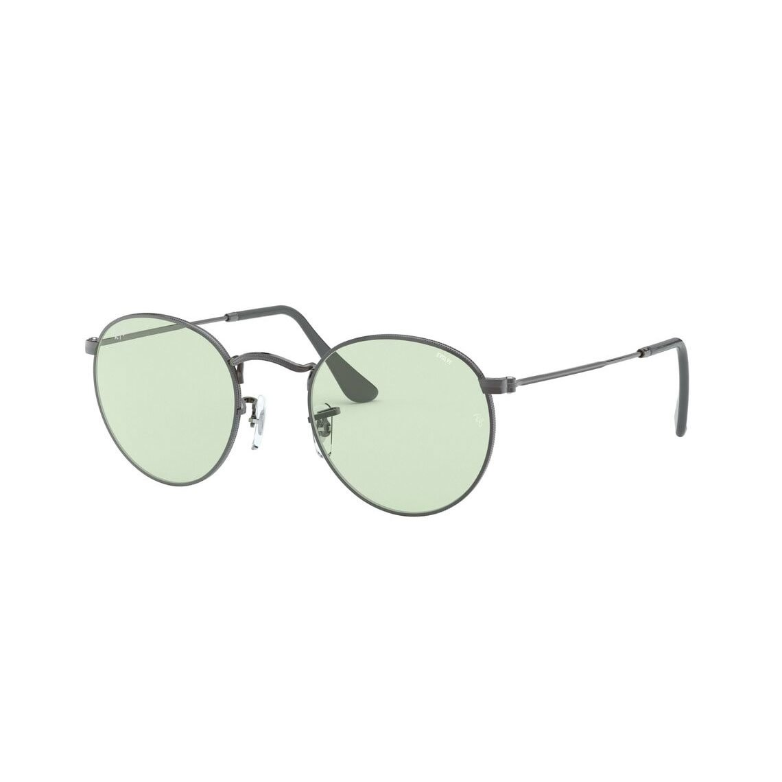 Ray-Ban Round metal RB3447 Solid Evolve 004/T1 5321