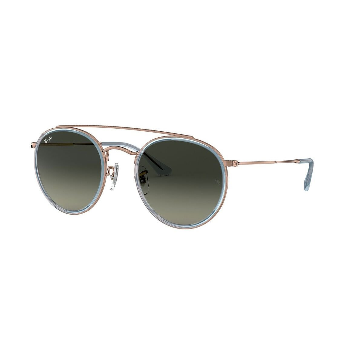 Ray-Ban Round Double Bridge RB3647N 906771 51