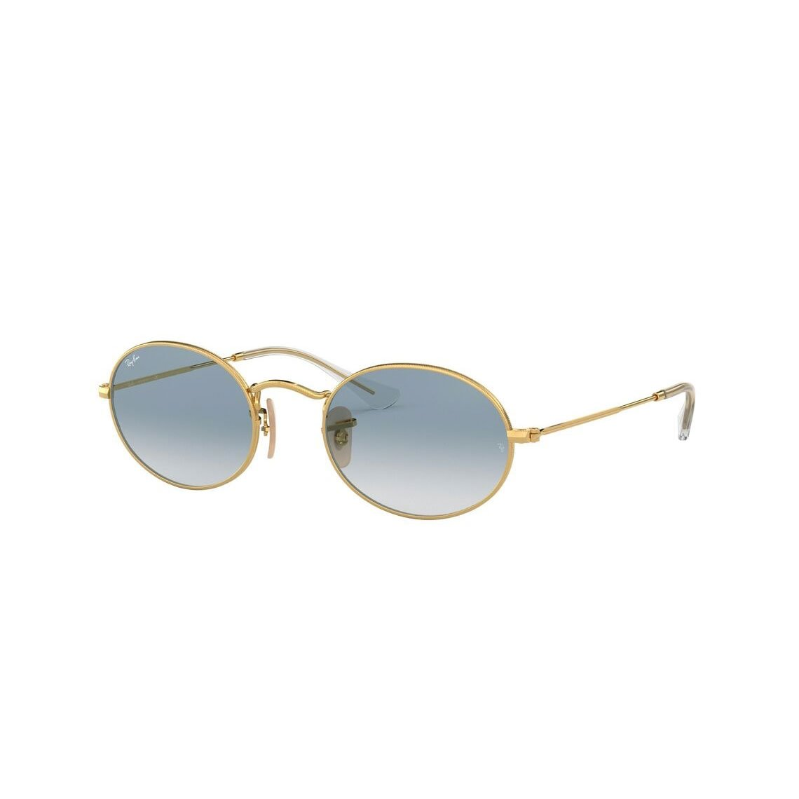 Ray-Ban Oval flat lenses RB3547N 001/3F 51