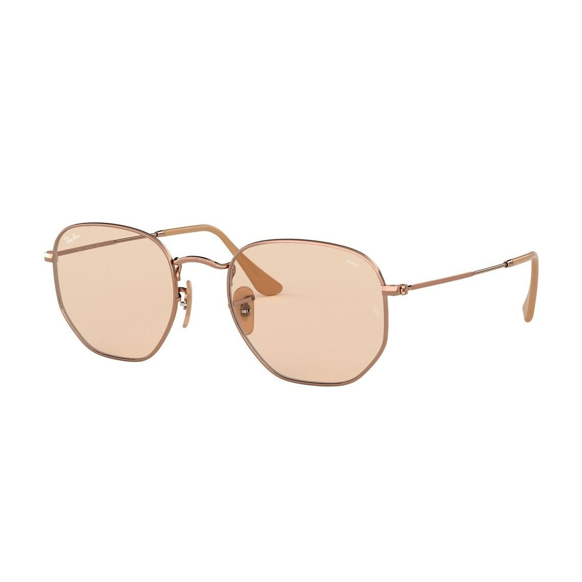 Ray-Ban Hexagonal Washed Evolve  RB3548N 9131S0 5421