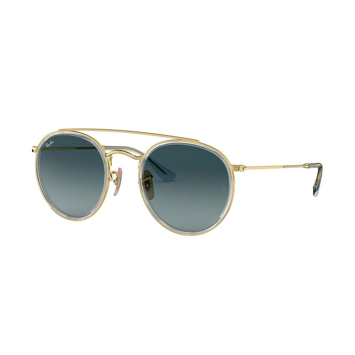 Ray-Ban Round Double Bridge RB3647N 91233M 5122