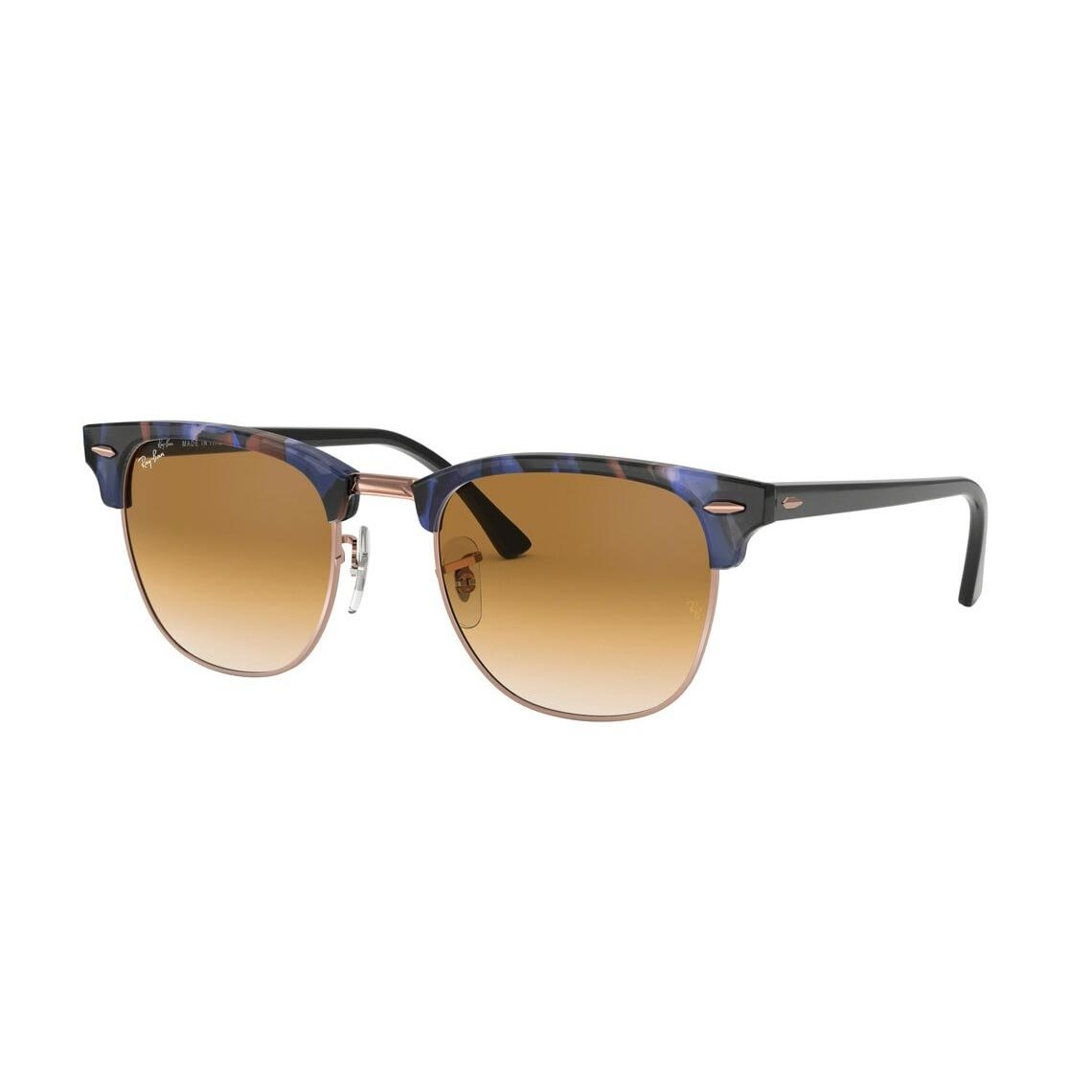 Ray-Ban Clubmaster Fleck  RB3016 125651 4921