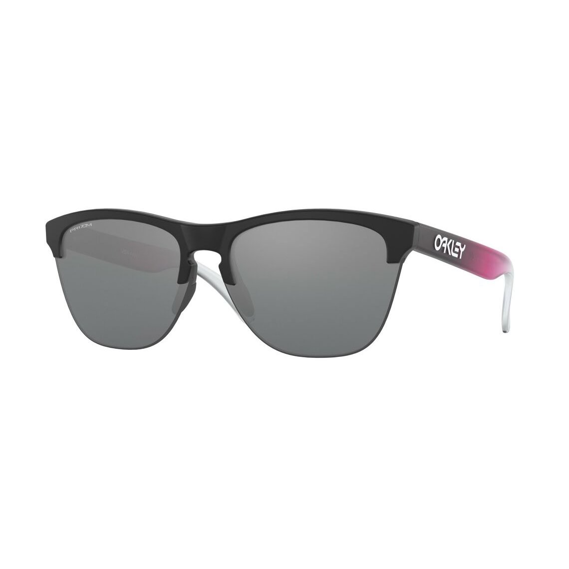 Oakley Frogskins Lite Ignite Fade Collection Prizm Black OO9374-3263