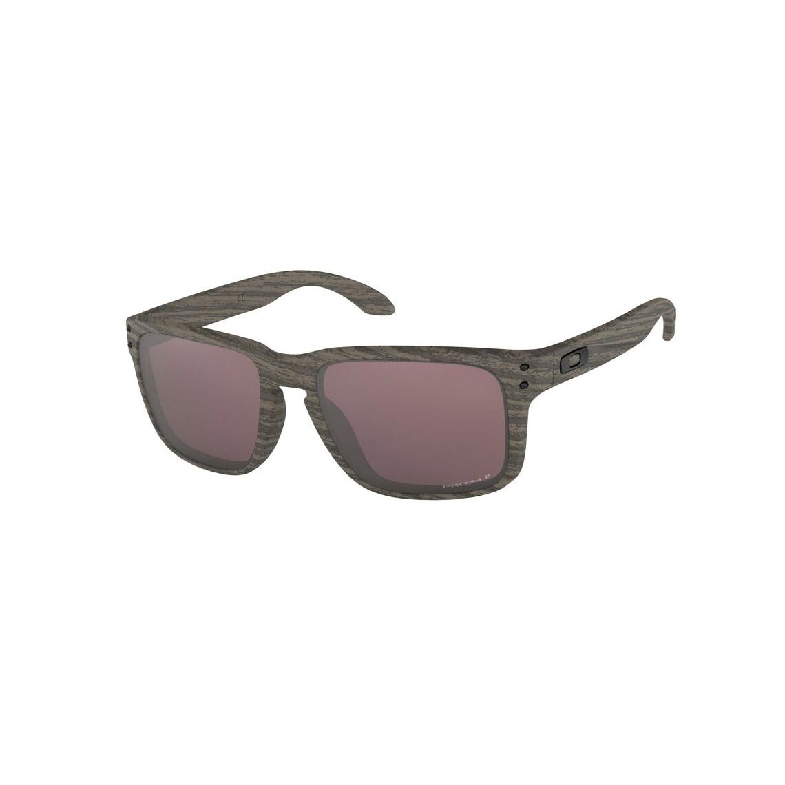 Oakley Holbrook Woodgrain Collection Prizm Daily Polarized OO9102-B755