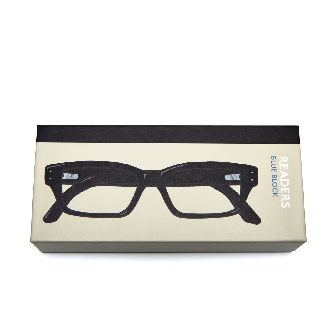 Readers Readers Blue Block Rectangular Black