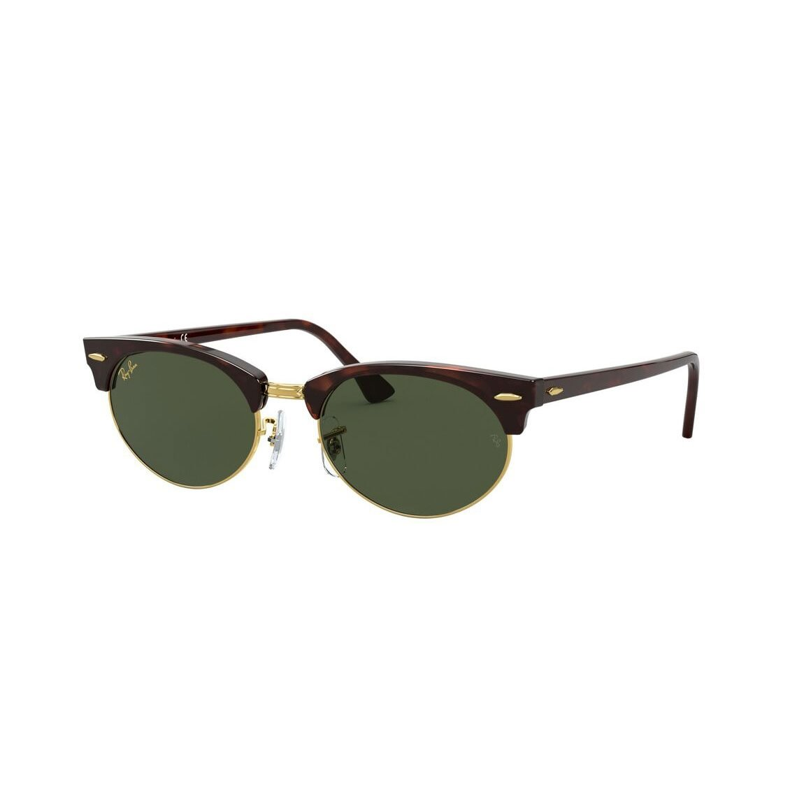 Ray-Ban Clubmaster Oval RB3946 130431 52